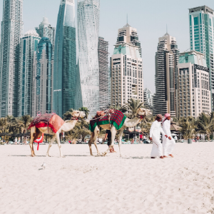 The UAE is the world's most popular holiday destination for 2021