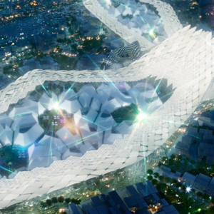 Details of the Dubai Expo 2020 site are revealed