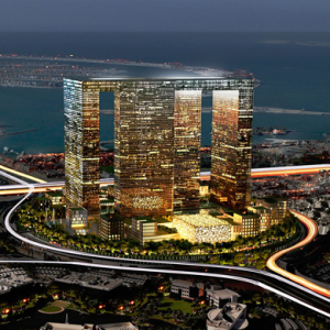 Work to restart on the Dubai Pearl project and it will house a Bellagio hotel