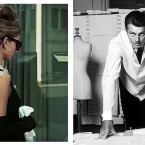 """Their relationship changed the history of fashion\"" – Givenchy's biographer Eloy Martinez on Hubert de Givenchy and Audrey Hepburn"
