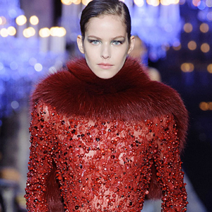 Haute Couture Autumn/Winter 14: Elie Saab