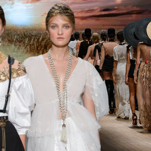 Milan Fashion Week: Elisabetta Franchi Spring/Summer '18