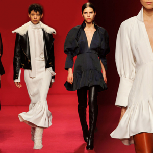 Paris Fashion Week: Ellery Fall/Winter '16