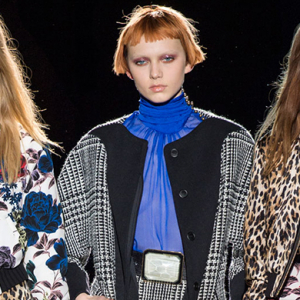 Paris Fashion Week: Emanuel Ungaro Fall/Winter '16