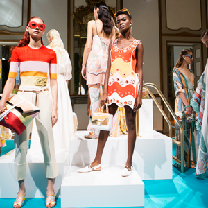 Milan Fashion Week: Emilio Pucci Spring/Summer '18