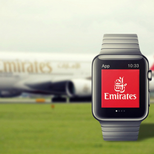 Emirates Airline announce app for the upcoming Apple Watch