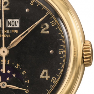 An Emperor's watch: The Patek Philippe 2497