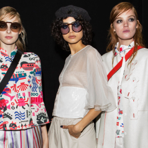 London Fashion Week: Emporio Armani Spring/Summer '18