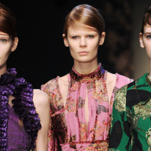 London Fashion Week: Erdem Autumn/Winter 15