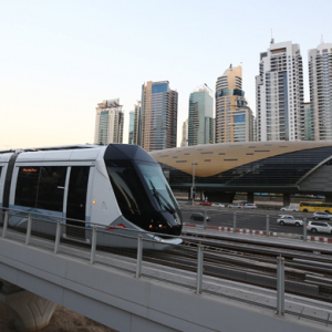 Everything you need to know about Dubai's new tram