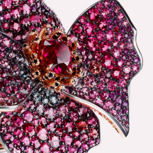 Object of desire: Fabergé's one-of-a-kind Poppy Ring