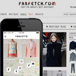 Farfetch launches the 'Discover' app