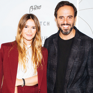 Buro 24/7 exclusive: Inside Mira Duma x José Neves's BFFI event