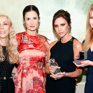 Fashion 4 Development: Victoria Beckham, Franca Sozzani, Livia Firth and more