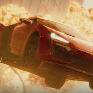 Watch now: An exclusive first look at the newest star of Fast & Furious 7 – Abu Dhabi