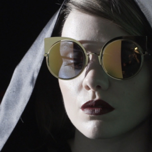 Exclusive: Fendi's Eyeshine campaign with Coeur de Pirate