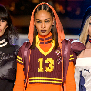 Paris Fashion Week: Fenty Puma by Rihanna Fall/Winter '17