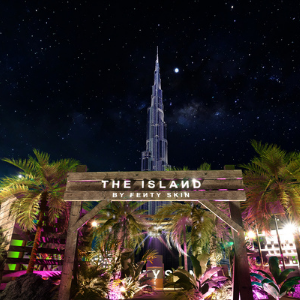 Fenty Skin Island opens at The Dubai Mall Promenade this Dubai Shopping Festival