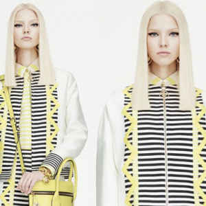 First look: Versace Cruise 2014/15