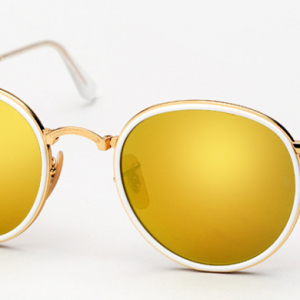 Ray Ban unveil new round metal folding frame sunglasses