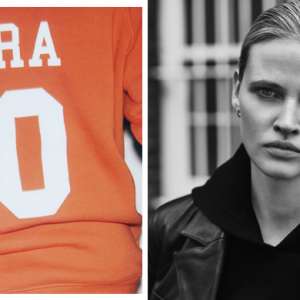 Frame and Lara Stone present a Dutch-inspired capsule collection