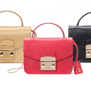 Furla launches Metropolis handbag exclusively in Dubai