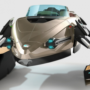 The Kormaran: A new class of speed boat