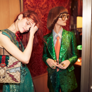 Berlin bound: Gucci Spring/Summer '16 campaign