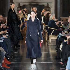 New York Fashion Week: Gabriela Hearst Fall/Winter '17
