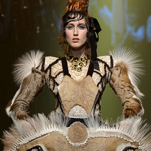 Paris Haute Couture AW15: Jean Paul Gaultier