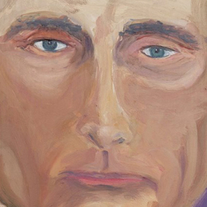 George W Bush exhibits 30 new paintings of world leaders