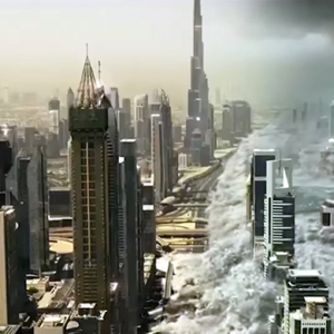 Watch Dubai get hit by a tsunami in Geostorm teaser trailer