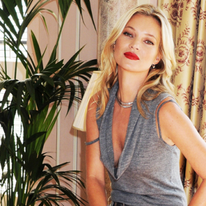 Kate Moss launching interior design company