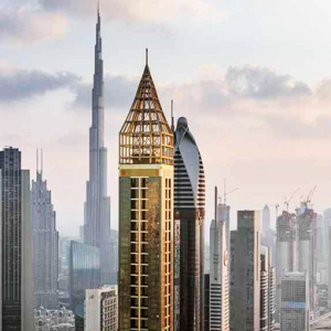 Dubai just set another Guinness World Record with a new hotel opening