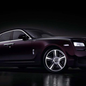 Presenting the new Rolls-Royce Ghost