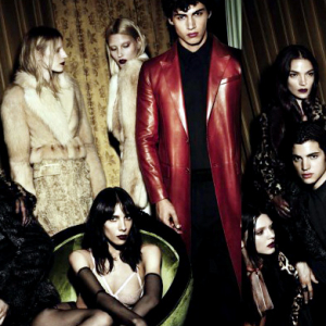 First look: Givenchy's new campaign for Autumn/Winter 14