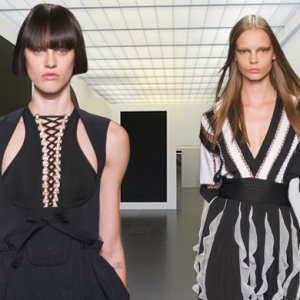 Paris Fashion Week: Givenchy Spring/Summer 15