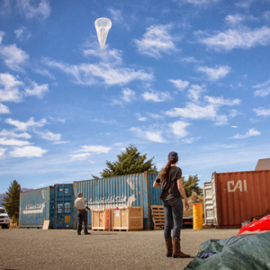 Google's project loon balloon circles the world in a record 22 days