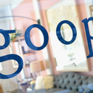 Gwyneth Paltrow's 'Goop' opens its first pop-up shop