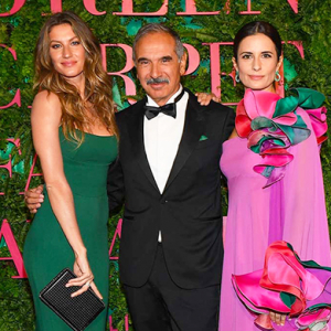 Everything we know about Chopard's 2018 Green Carpet Fashion Awards so far