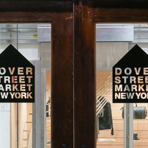 First look: Inside Dover Street Market, NYC