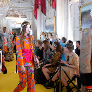 Florence: Gucci's Cruise '18 show