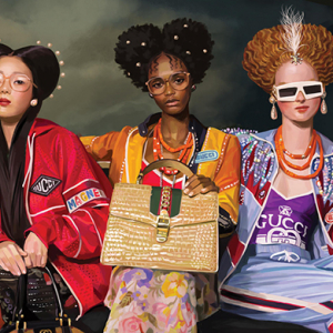 Gucci's new Spring/Summer '18 campaign is out of this world