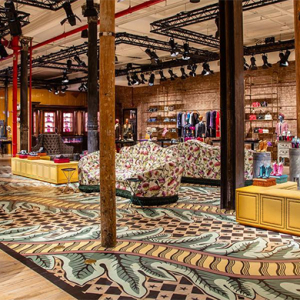 Gucci celebrates its first ever presence in SoHo with Gucci Wooster