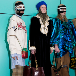 Gucci joins the Paris Fashion Week schedule