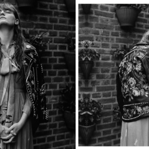 First look: Florence Welch flaunts Gucci wardrobe