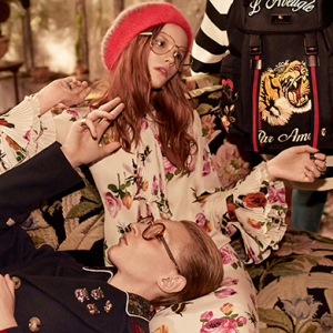 Just in: Gucci to combine mens and womenswear collections