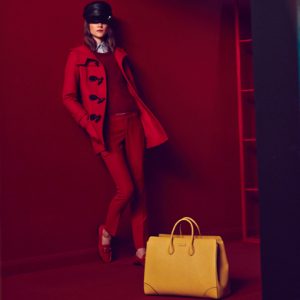 Gucci's Pre-fall 2014 accessories campaign