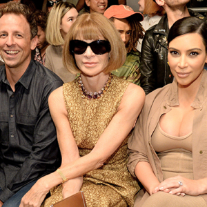 New York Fashion Week: The guests at the Yeezy Season 2 show