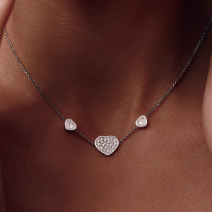 Why Chopard's Happy Hearts collection is an expression of supreme elegance